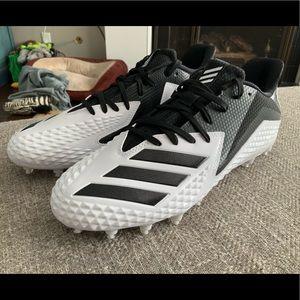 Freak X Carbon Low Football Cleats Size